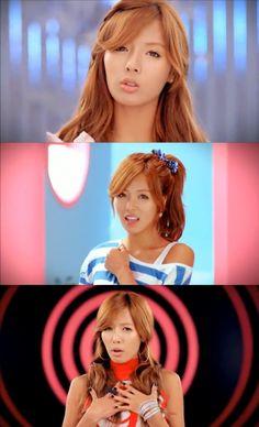 Heart to Heart: HyunA
