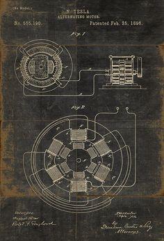 Tesla electric motor patent | iainclaridge.net