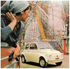 Fiat500nelmondo (@fiat500nelmondo) • Foto e video di Instagram Fiat 500, Historical Pictures, Fair Grounds, Video, Travel, Instagram, Viajes, Destinations, Traveling