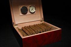 Cómo elegir el mejor humidor para los puros #tabaco