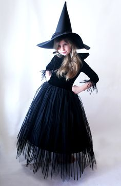 Witch costume by Laura Lee Burch