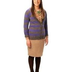 How to create an Amy Farrah Fowler costume.