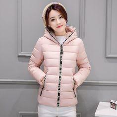 27.91$  Watch here - https://alitems.com/g/1e8d114494b01f4c715516525dc3e8/?i=5&ulp=https%3A%2F%2Fwww.aliexpress.com%2Fitem%2FWinter-jacket-women-2016-fashion-slim-short-cotton-padded-Hooded-jacket-parka-female-wadded-outerwear%2F32741695968.html -  Winter jacket women 2016 fashion slim short cotton-padded Hooded jacket parka female wadded outerwear winter coat women