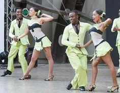 salsa colombienne danse couple latino