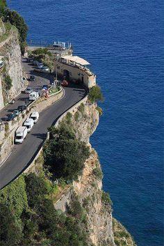Costiera Amalfitana. Campania