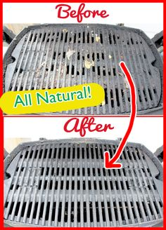 Clean Your Barbecue Grill Without Chemicals