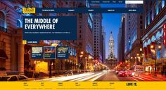 10 best-designed college websites: http://blog.thebrickfactory.com/2013/08/10-best-college-websites/