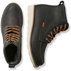Joe Fresh Men's Work Boot - Black