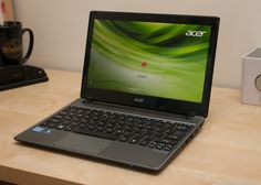 The Acer Aspire V5-171-6867 crams the horsepower of a full-fledged budget ultrabook into an 11-inch ultraportable, for several hundred dollars less than most equivalent products. It's a great budget laptop to consider, but sacrifices have been made to shrink down that much computer into a tiny package.