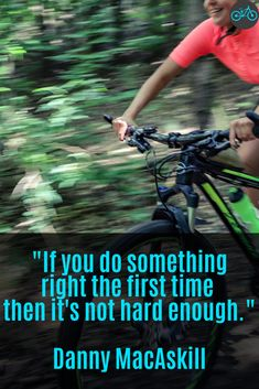Sometimes we all need a little reminder to get on the bike. I hope that the quotes can motivate and inspire you to hop on your bike and enjoy a ride. 15 of the best inspirational cycling quotes to get you inspired for your next adventure! Read quotes which get you hopping on the bicycle instantly. Get ready for your next cycling workout.