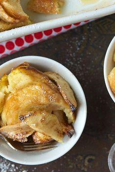 Apple French Toast Bake Recipe