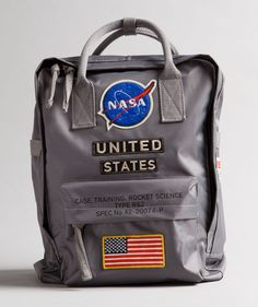 NASA TRAINING KIT BAG