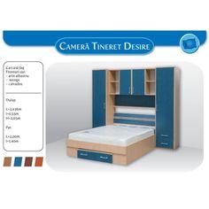Dormitor tineret Desire Bunk Beds, Furniture, Home Decor, Art, Art Background, Decoration Home, Loft Beds, Room Decor, Kunst
