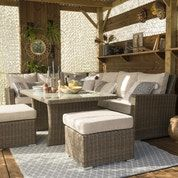 Salon De Jardin Sapin Bois Marron 8 Personnes Interiores Design Interiores Cortinas Rusticas