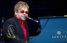 Elton John Live at Longleat House Near Bristol