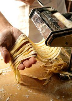 linguine fresh pasta
