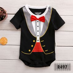 Tuxedo for kid  Pakaian bayi Baby clothes Jumper bayi Romper bayi Baby jumper Baju bayi Baby romper Baju anak Jumper Indonesia --------------------------------------- For more information: www.xsito-store.com --- Line : @rcb0969g --- BBM : 5B03BB9D --- Email : xsitostore@gmail.com --- Fb : xsito store