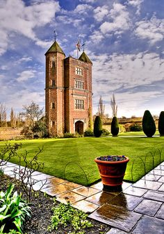 Sissinghurst Castle, Kent, UK