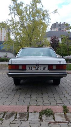 Mercedes-Benz Rear view