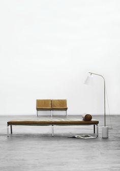 Lampa stojąca Line One - Salon - Styl Minimalistyczny - loftbar.pl