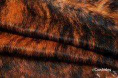 eCowhides.com - Brindle Cowhide rug on SALE, $211.39 (http://www.ecowhides.com/brindle-cowhide-rug-on-sale/)