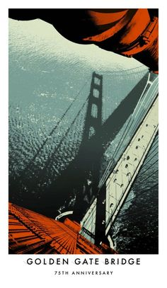 Home Discover Bridges : The Golden Gate Bridge San Francisco California Anniversary Campaign] Design Poster Graphic Design Poster Designs San Francisco Communication Art You Draw California Dreamin& Vintage Travel Posters Golden Gate Bridge San Francisco, Communication Art, California Dreamin', You Draw, Vintage Travel Posters, Golden Gate Bridge, Partner, Illustrations Posters, Art Photography