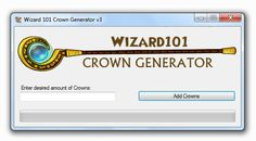 Crown Generator Cheat 2016 tool download. With updated Crown Generator you will have just fun. Try Crown Generator tool. Crown Generator working with last update.