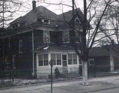 Hungarian Evangelical Reformed Church (Toledo, Ohio)   rectory, cc1965