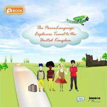 «The power language explorers travel to the United Kingdom» |