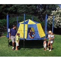 backyard camping idea! Love it!