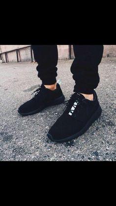 ca18e351684ae Black on black on black 😍 Nike Shoes Outlet