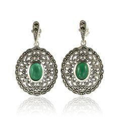 Marcasite, Cod, Crochet Earrings, Drop Earrings, Check, Jewelry, Cape Cod, Jewlery, Jewels