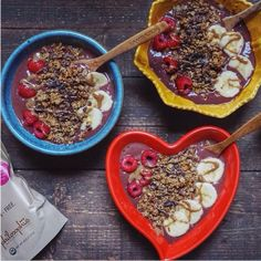 Superfood Smoothie Bowl Parties