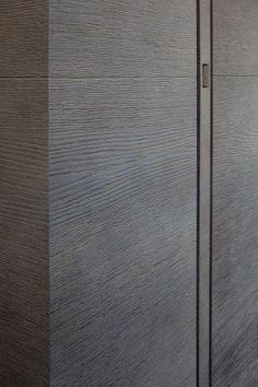 Sliding door I Detail by Deco-Lust I Fine craftsmanship —