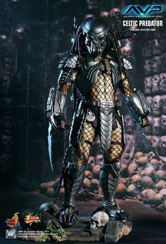 Celtic Predator 1/6th scale Collectible Figure