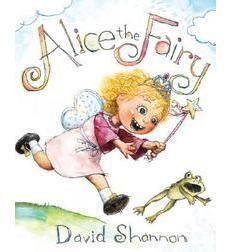 Alice the Fairy Imagination lesson