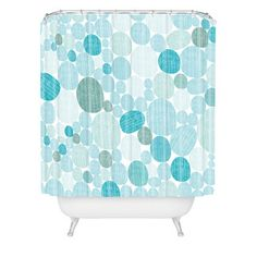 Modern Shower Curtains | AllModern