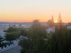 Sunset Alvor portugal own photo