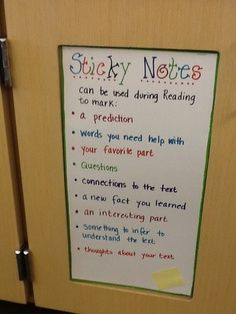 """stop and jot reading strategy""- a reading strategy to help students to pay attention to what they are reading while taking notes on what they learn, don't understand, or find interesting"