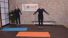 štíhle stehná Jumping Jacks, Hiit, Glutes, Legs, Health, Salud, Gluteal Muscles, Glute
