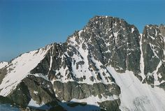 Granite Peak is the tallest mountain in Montana.