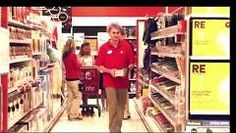 Da target prank! Lol I'd die :)