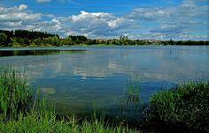 Neue Woche, neuer Monat, neues Glück. ...  Und es kommt sogar der Sonnenschein zurück. Also macht was draus. Nicht nur in Losheim am See. :-)
