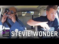 Stevie Wonder Carpool Karaoke