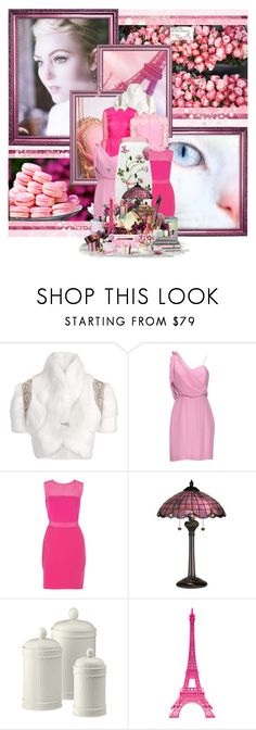 """""""Ladies don't start fights, but they can finish them!"""" by elsabear ❤ liked on Polyvore featuring Matthew Williamson, Georges Hobeika, MaxMara, Chanel, ELAN, Martha Stewart, Merci Gustave! and Freeze"""