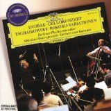 Dvorák: Cello Concerto / Tchaikovsky: Variations on a Rococo Theme - Musik Herbert Von Karajan, Antonin Dvorak, Music Library, Conductors, Classical Music, The Originals, Orchestra, Album, Concerts