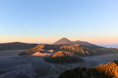 Walking on the Moon: Trekking auf den Bromo Vulkan | Java Indonesien