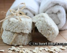 Poison ivy, oak and sumac make miserable bedfellows for gardeners! Here is a relatively easy to make soothing oatmeal soap you can make to help get rid of the nasty rash.