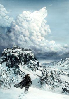 Jon Snow by Nordheimer.deviantart.com on @DeviantArt