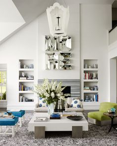 Haynes Roberts designed Hamptons Home.